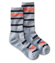 Women's SmartWool Striped Hike Light Crew Sock